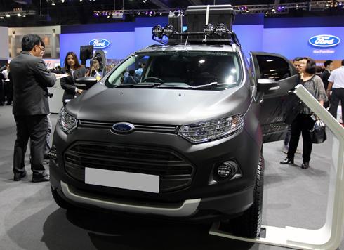 Ford EcoSport độ Offroad cực chất