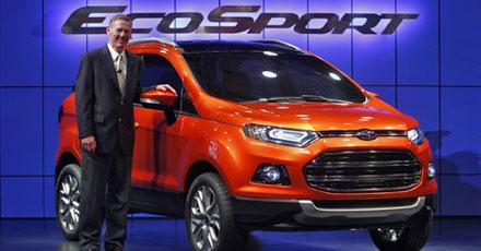 Ford EcoSport chính thức có mặt tại thị trường Đông Nam Á