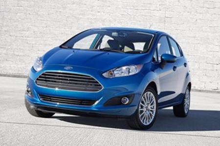 Ford Fiesta trang bị động cơ Ecoboost 1.0L