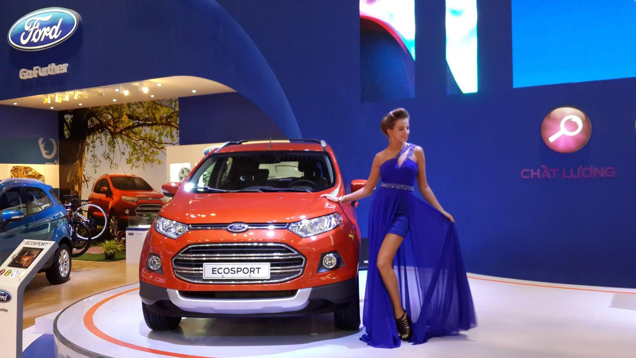 Ford Việt Nam thống kê thị trường ô tô cuối năm 2014