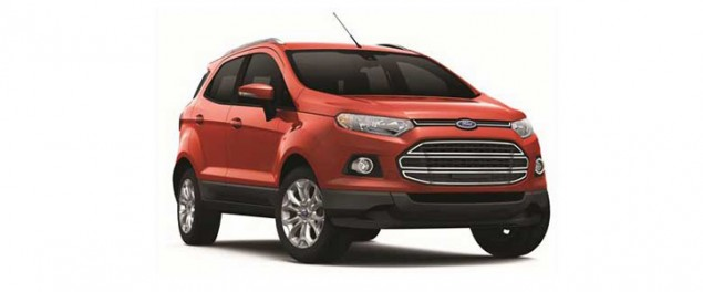 Ford EcoSport 1.5L TiVCT Titanium AT