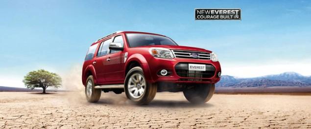 Ford Everest Limited 4x2 AT Máy dầu TDCi