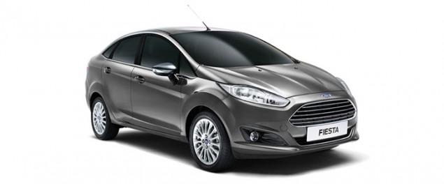 Ford Fiesta 1.5L Titanium 4 cửa AT
