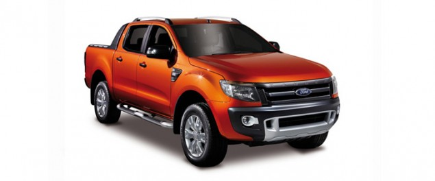 Ford New Ranger Wildtrak 3.2L 4x4 AT