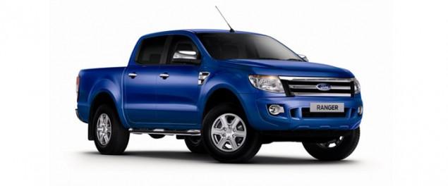 Ford New Ranger XLT 2.2L - 4x4 MT