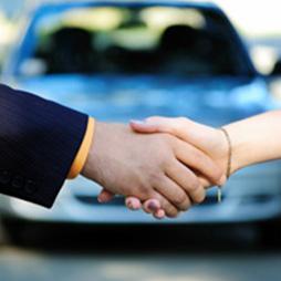 Đăng ký mua xe