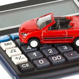 Tính lãi suất mua xe